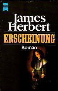 Erscheinung James Herbert
