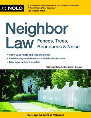 Neighbor Law Cora Jordan