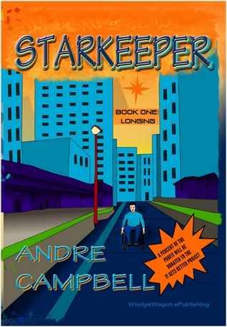 Longing (Starkeeper, #1) Andre  Campbell