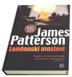 Londonski mostovi  by  James Patterson