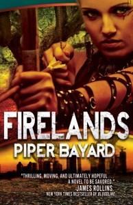 Firelands  by  Piper Bayard