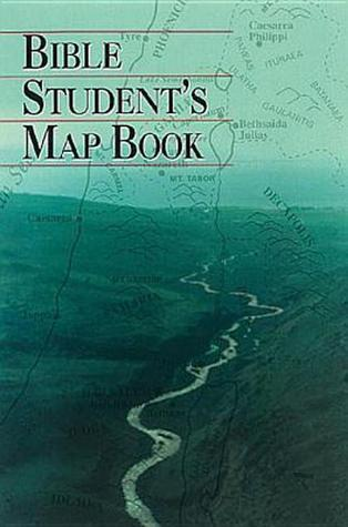 Bible Students Map Book  by  Abingdon Press