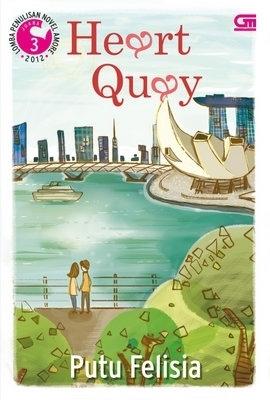 Heart Quay  by  Putu Felisia