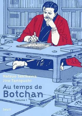 Au temps de Botchan, volume 1 Jirō Taniguchi