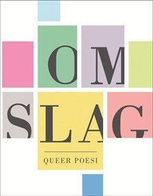 Omslag: Queer poesi Athena Farrokhzad