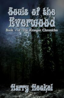 Souls of the Everwood (The Krueger Chronicles, #1) Harry Heckel