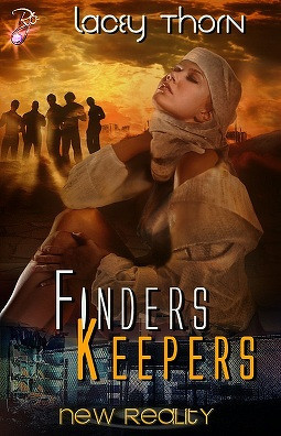 Finders Keepers (New Reality #5)  by  Lacey Thorn