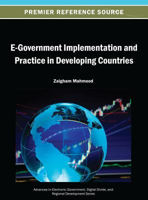 E-Government Implementation and Practice in Developing Countries  by  Zaigham Mahmood