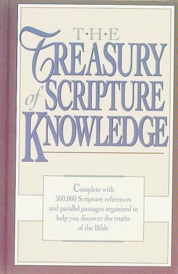 Treasury of Scripture Knowledge  by  R.A. Torrey