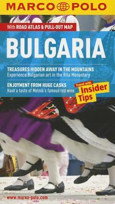 Bulgaria  by  Marco Polo Guide