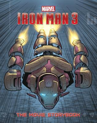 Iron Man 3 Movie Storybook Marvel Comics