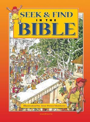 Seek and Find in the Bible  by  Scandinavia Publishing