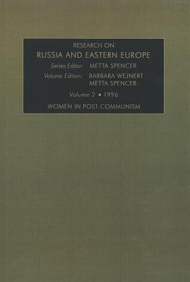 Research on the Soviet Union and Eastern Europe Barbara Wejnert