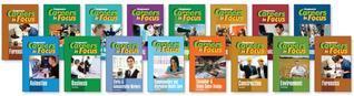 Fergusons Careers in Focus Set, 58-Volumes  by  Ferguson publishing