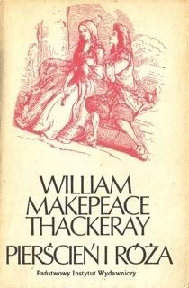 Pierścień i róża  by  William Makepeace Thackeray