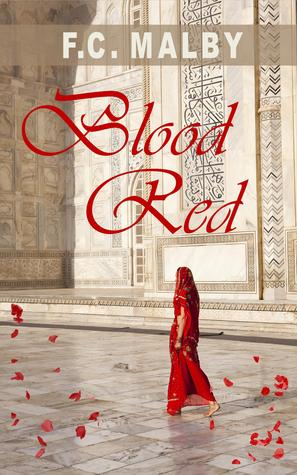 Blood Red  by  F.C. Malby