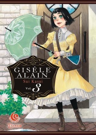 Gisèle Alain Vol. 3  by  Sui Kasai
