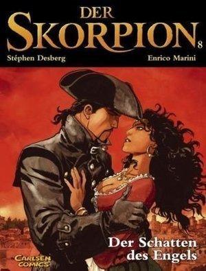 Der Skorpion, Bd.8: Der Schatten des Engels Ralf Keiser