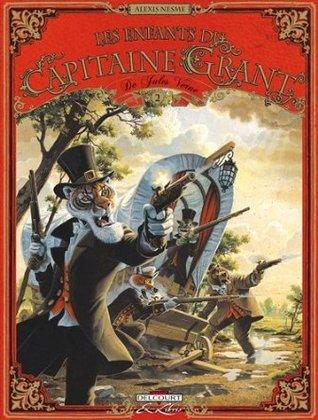 Enfants Du Capitaine Grant De Jules Verne T02 Alexis Nesme