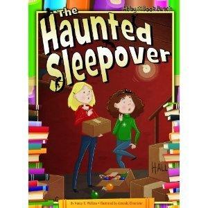 Haunted Sleepover  by  Nancy K. Wallace