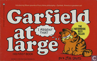Garfield at Large: His First Book (Garfield #1)  by  Jim Davis