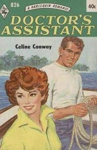 Doctors Assistant Celine Conway