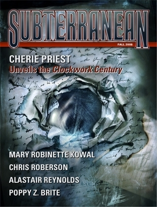Subterranean Magazine Fall 2008  by  William Schafer
