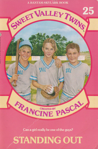 Standing Out (Sweet Valley Twins, #25) Francine Pascal