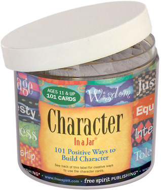 Character in a Jar® NOT A BOOK