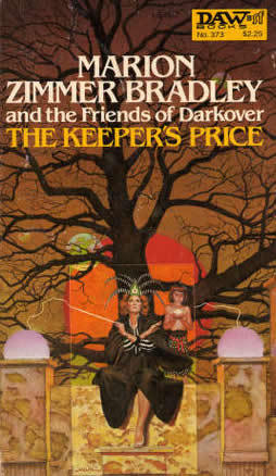 The Keepers Price  by  Marion Zimmer Bradley
