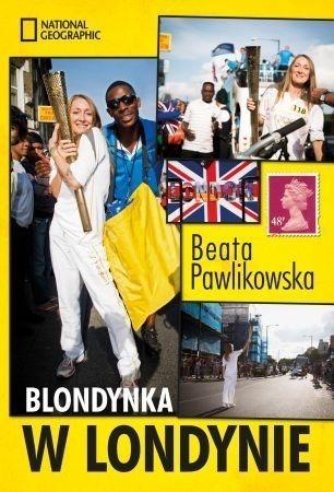 Blondynka w Londynie  by  Beata Pawlikowska