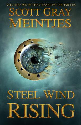 Steel Wind Rising  by  Scott Gray Meintjes