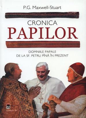 Cronica papilor  by  P.G. Maxwell-Stuart