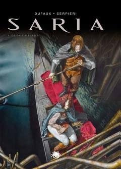 De drie sleutels (Saria,#1)  by  Jean Dufaux