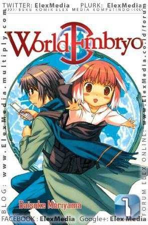 World Embryo 01 (World Embryo, #1) Daisuke Moriyama