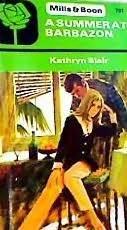 A Summer at Barbazon. Kathryn Blair