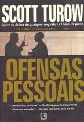 Ofensas Pessoais  by  Scott Turow