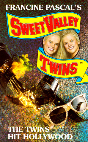The Twins Hit Hollywood (Sweet Valley Twins, #107) Francine Pascal