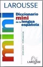 Diccionario mini de la lengua española Eladio Pascual Foronda