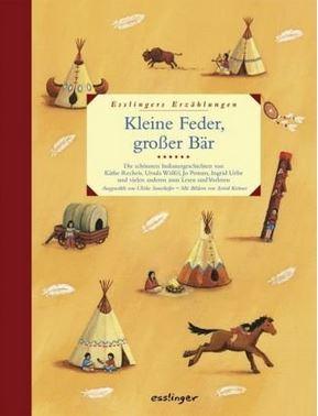 Kleine Feder, großer Bär  by  Ulrike Sauerhöfer