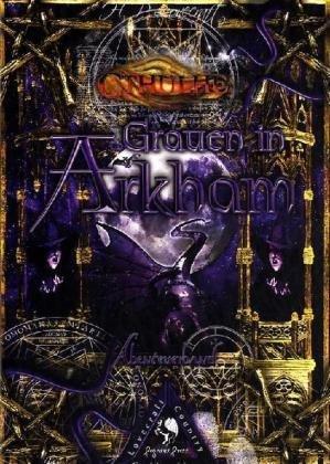 Grauen in Arkham  by  H.P. Lovecraft