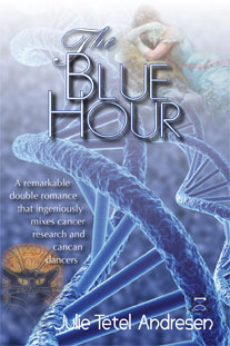 The Blue Hour (Timeslip, #1)  by  Julie Tetel Andresen