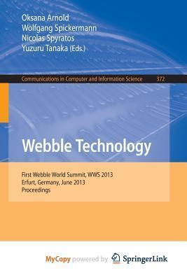 Webble Technology Oksana Arnold