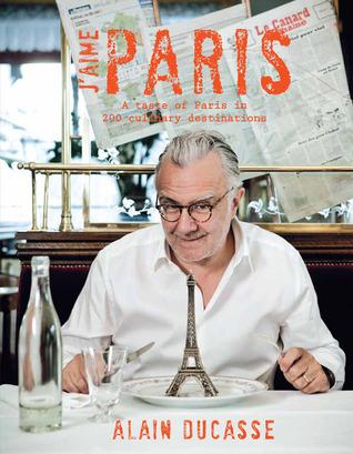 Jaime Paris  by  Alain Ducasse