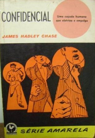 Confidencial  by  James Hadley Chase