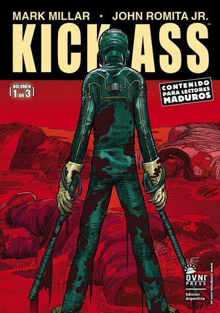 Kick-Ass Tomo # 1 Mark Millar