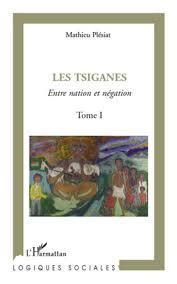 Les Tsiganes: Entre nation et négation - Tome I Mathieu Plésiat