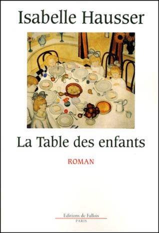 La Table des enfants Isabelle Hausser