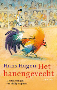Het hanengevecht  by  Hans Hagen