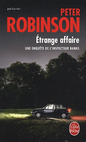 Étrange Affaire (Inspector Banks, #15)  by  Peter Robinson